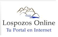 Los Pozos Online logo
