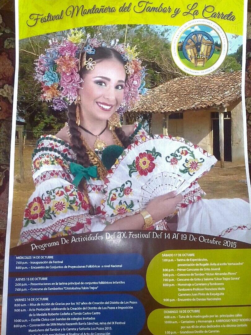 Calendario Festival 2015
